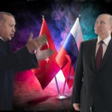 PUKLO KAO MEHUR OD SAPUNICE: Rusija više ne želi da trpi turske uvrede, poslednja je kap koja je prelila čašu