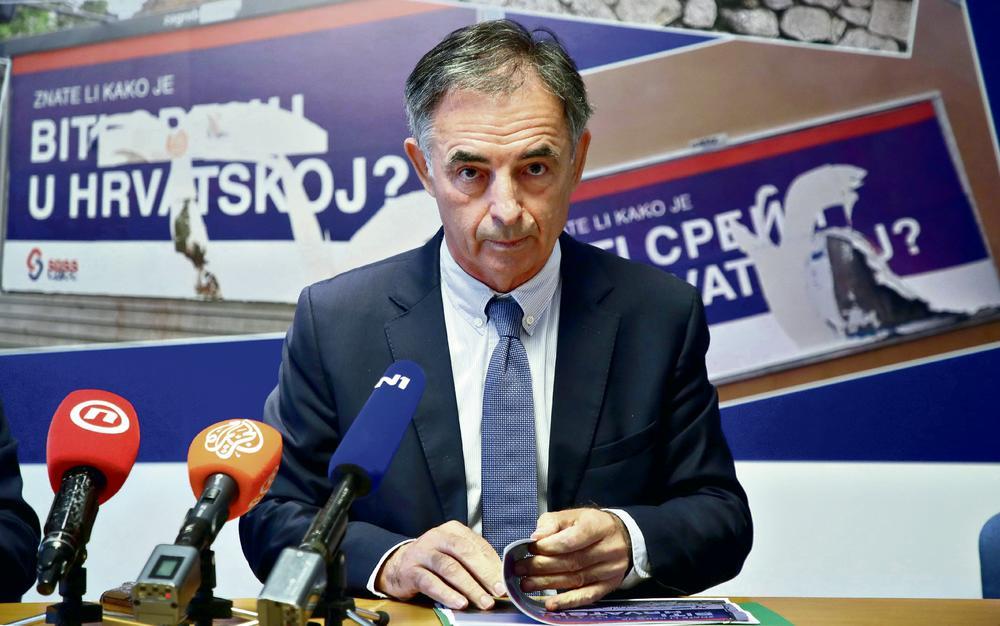 PUPOVAC O IZBORIMA: Hrvatskoj potreban ozbiljan predsednik, sada tapkamo u mestu i tonemo