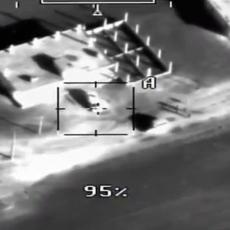 PUSTINJA JE GORELA U JULU: Ruski avioni je pretvorili u pakao i grobnicu džihadista, izveli preko 800 udara!