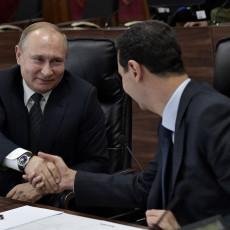 PUTIN NE ZABORAVLJA SVOG PRIJATELJA ASADA: Rusi poslali veliku pomoć bratskom sirijskom narodu