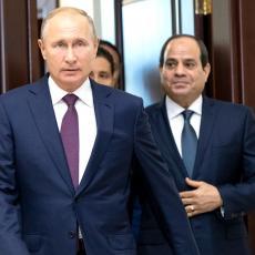 PUTIN PODRŽAO EL-SISIJA: Mora da se spreči LIBIJSKO KRVOPROLIĆE, Kairo stoji uz MARŠALA HAFTARA