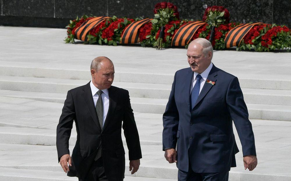 PUTIN PORUČIO: Rusija priznaje legitimnost izbora u Belorusiji! Kao što znate, čestitao sam Lukašenku na pobedi