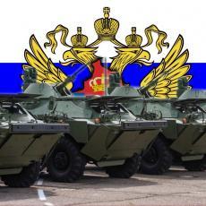 PUTIN POSLAO SRBIJI NAORUŽANJE! Ruski transporteri stigli na vojni aerodrom u Batajnici!