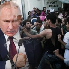 PUTIN PROTERUJE MIGRANTE IZ ZEMLJE: Predsednik Rusije doneo ukaz, dat rok za preko milion ilegalaca