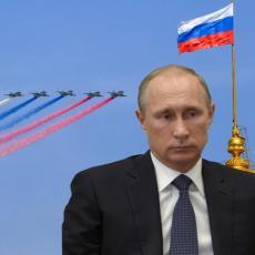 PUTIN PROVOZAO NOVU LIMUZINU: Predsednik Rusije upotpunjuje vozni park