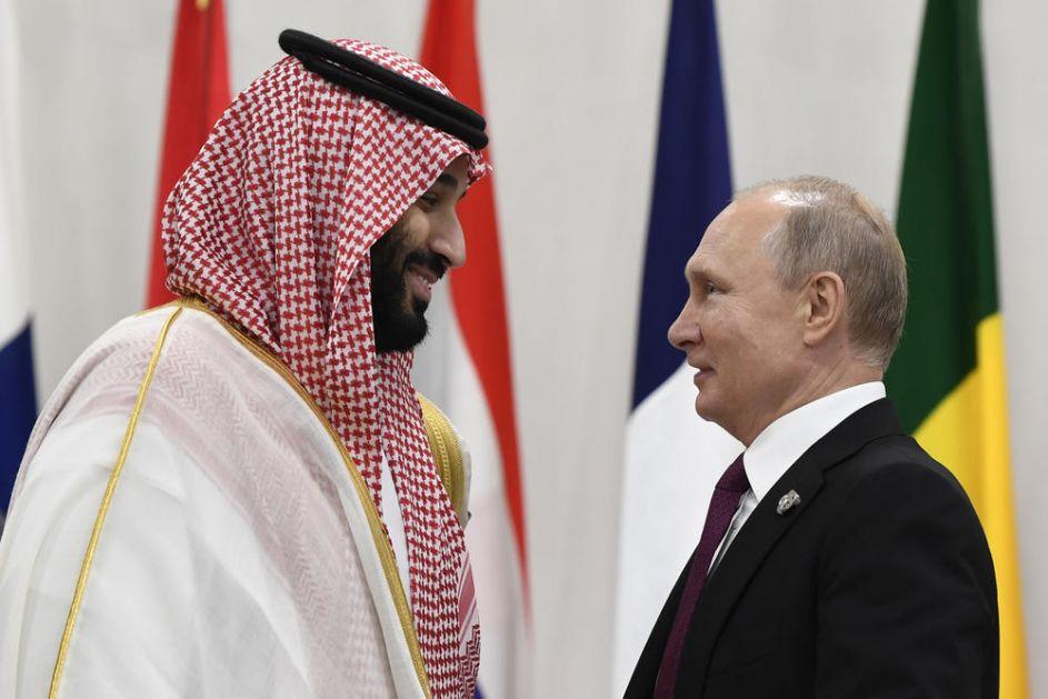 PUTIN SMIRUJE ATMOSFERU NA IVICI RATA: U razgovoru sa Saudijskim princem zatražio temeljnu i nepristrasnu istragu o napadu na naftna postrojenja!