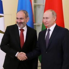 PUTIN STIŽE U POMOĆ: Jermeni mogu da se uzdaju u svog saveznika!