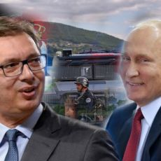 PUTIN UPUTIO MOĆNU PORUKU VUČIĆU ZBOG SITUACIJE NA JARINJU: Ako Srbija bude vojno ugrožena, reagovaće Rusija (FOTO)