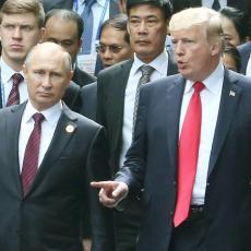 PUTIN UPUTIO TELEGRAM TRAMPU: Nakon saznanja da je zaražen koronom, ruski predsednik mu poželeo brz oporavak