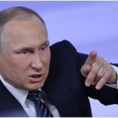 PUTIN ŽESTOKO ZAPRETIO EVROPI: Ako poželim, za dva dana bih imao ruske trupe u Kijevu, Rigi, Viljnusu, Varšavi...