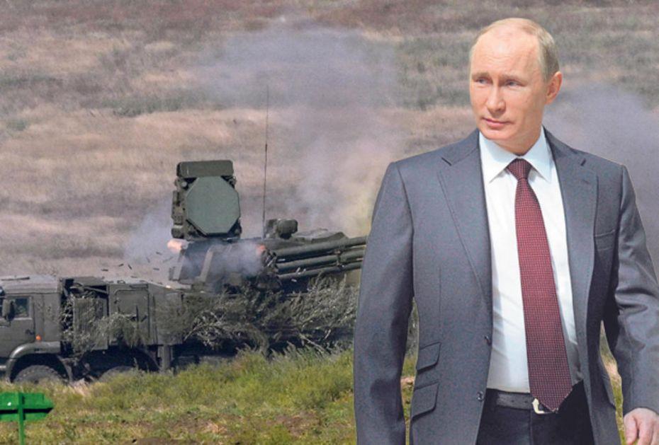 PUTINOV PANCIR STIŽE U SRBIJU: Naša zemlja jedina u regionu imaće ovako moćnu vojnu opremu