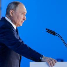 PUTINOVA PORUKA ZAPADU: Podsetio ih šta se dešava kada pokušavaju da nagaze Rusiju