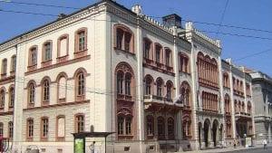 Pad Univerziteta u Beogradu na Šangajskoj listi