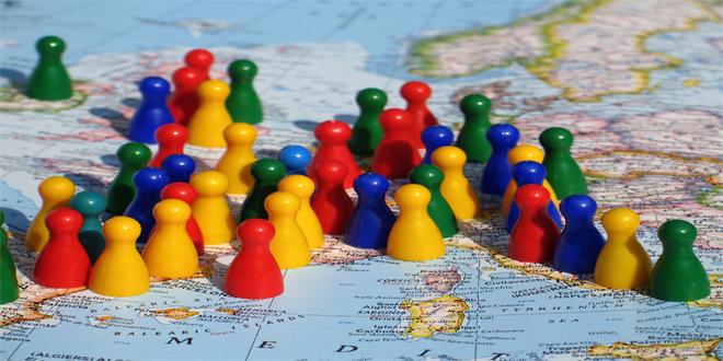 Pad broja stanovnika u zemljama jugoistočne Evrope