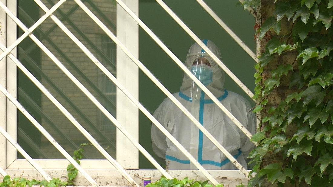 Pad broja zaraženih kovidom u bolnicama Zlatiborskog okruga