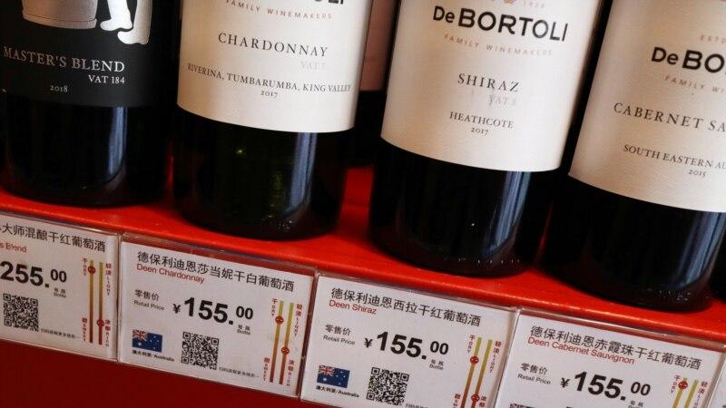 Pad cena vina i porast tenzija između Australije i Kine