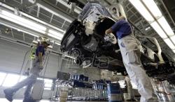 Pad industrijske proizvodnje u Nemačkoj skoro 18 odsto