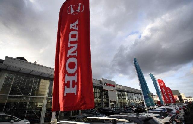 Pada prodaja: Honda smanjila procenu dobiti