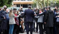 Pahor: Bez spominjanja nepromenljivosti granica zbog insistiranja Vučića