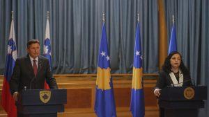Pahor: Integracija u EU rešenje da se izbegnu razgovori o promeni granica