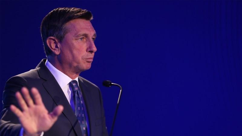 Pahor: Odbijam opasne igre o promeni granica