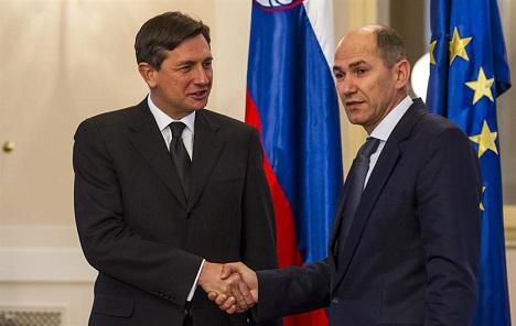 Pahor ponudio premijerski mandat Janši