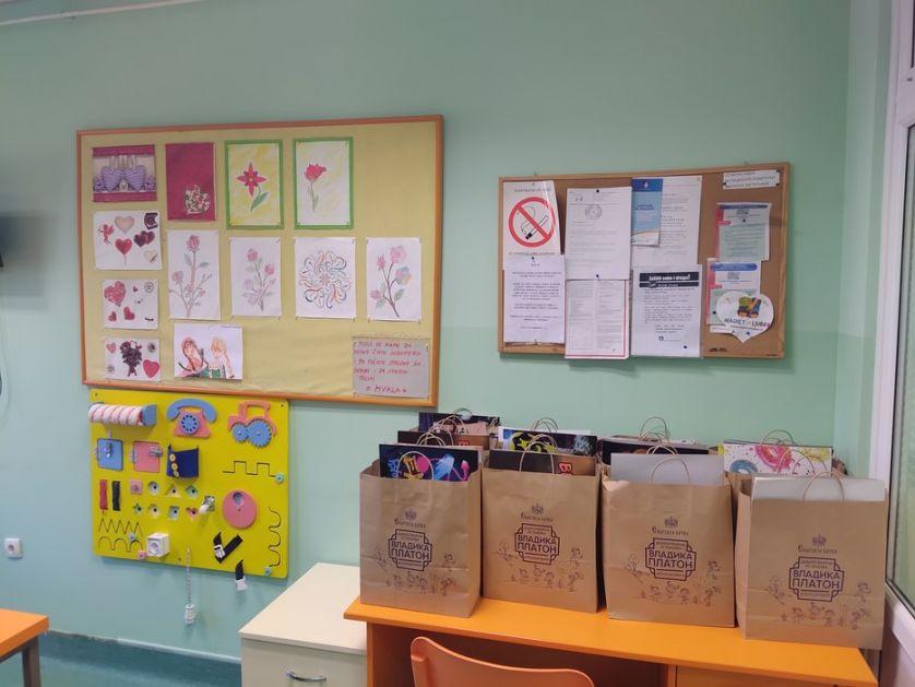 U susret prazniku Vrbica: Paketići za bolesnu decu u Novom Sadu
