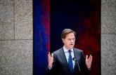 Pala odluka: Holandija ide pod ključ