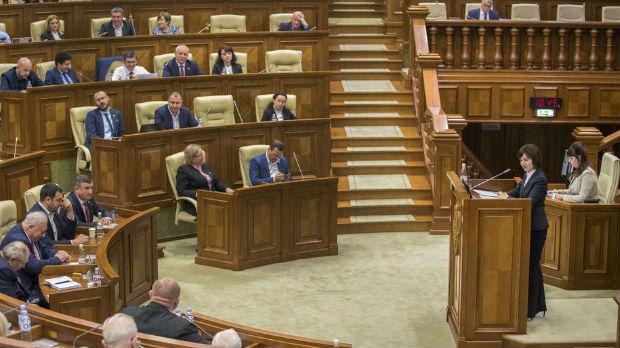 Pala vlada Moldavije, izglasano nepoverenje kabinetu prozapadne premijerke