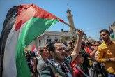 Palestinci protestovali ispred nemačke diplomatske kancelarije: Traže oslobađanje aktiviste