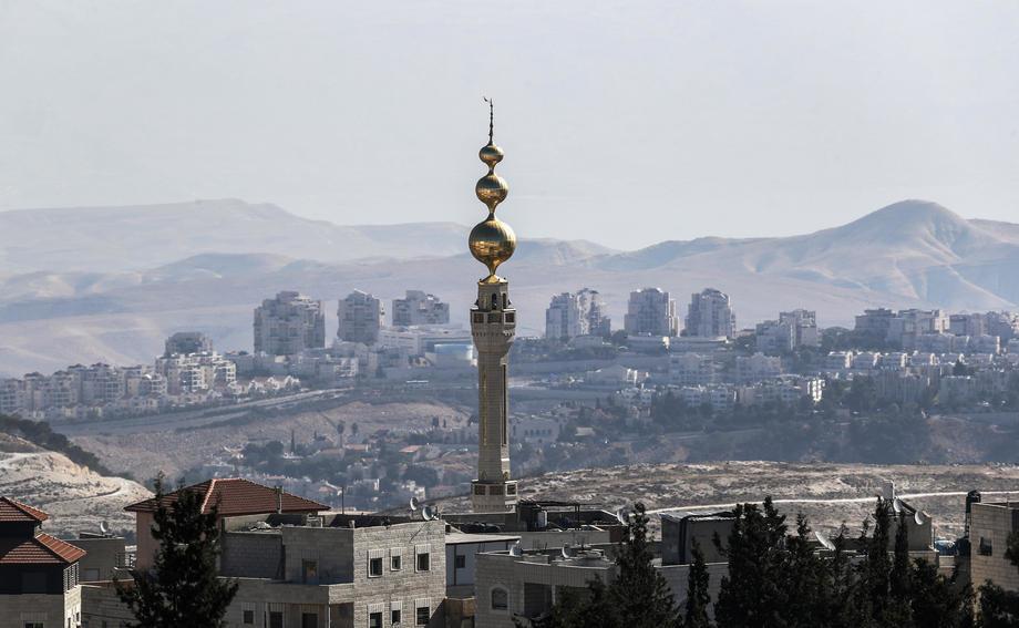 Palestinski premijer: Izrael će snositi posledice aneksije Zapadne obale