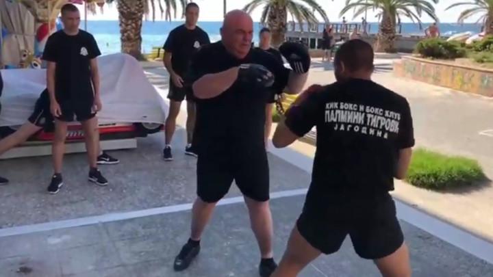 Palma i Tigrovi doveli atmosferu do usijanja u Grčkoj! (VIDEO)