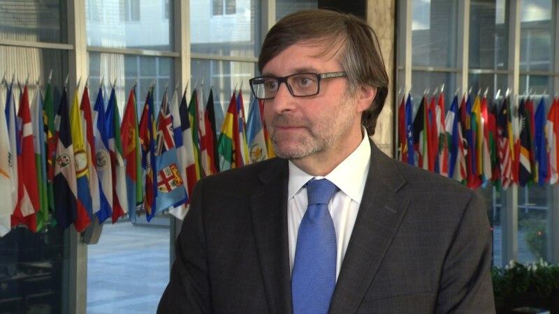 Palmer: SAD neće nametati rešenje za Srbiju i Kosovo