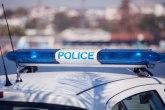 Palo hapšenje: Mahao nožem ispred jevrejske škole