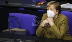 Pandemija oborila popularnost stranke Angele Merkel