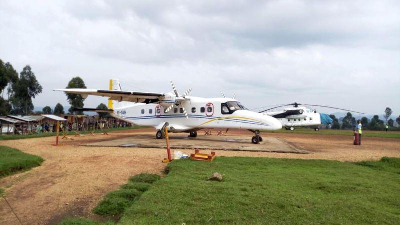 Pao avion u Kongu, 23 žrtve