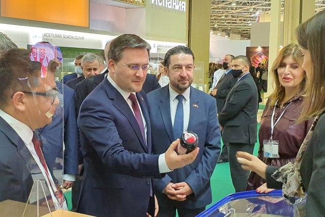 Pao dogovor u Moskvi, vredan osam miliona evra