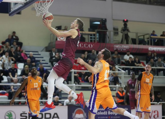 Pao i Mornar  nova pobeda FMP u ABA ligi