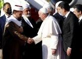 Papa Franja: Posetio sam Irak uprkos porastu slučajeva korone