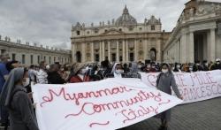 Papa Franja održao posebnu misu za narod Mjanmara, pozvao na mir i jedinstvo