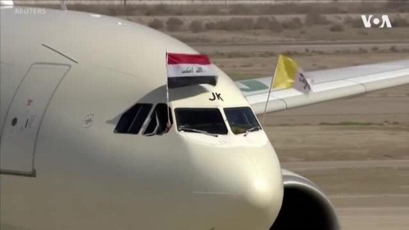 Papa Franja u Iraku