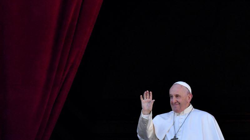 Papa Franjo osudio barbarsko oživljavanje antisemitizma