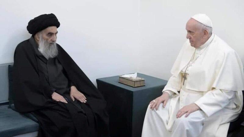Papa s mise u Bagdadu poslao poruku ljubavi i jedinstva