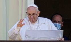 Papa forumu UN: Glad je skandal i zločin kojim se krše osnovna prava