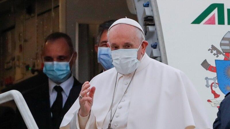 Papa podržao prijedlog Bidena oukidanju patenata za COVID vakcine