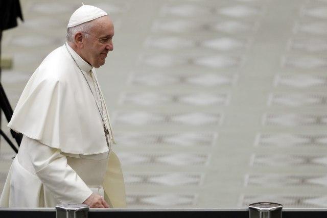 Papa potvrdio: Dobio sam pismo od Madura