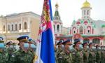 Parada pobede u Moskvi: Gardisti Vojske Srbije u jeku priprema za defile Crvenim trgom