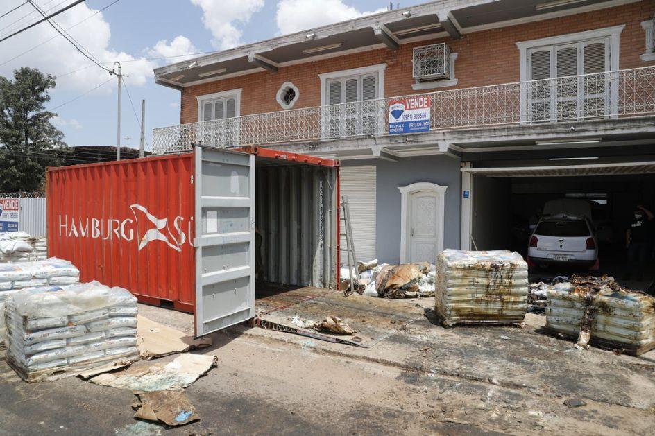 Paragvaj: Identifikovana tri tela iz kontejnera, možda bilo i kanibalizma među putnicima
