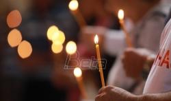 Parastos u crkvi Svetog Marka za poginule Srbe u akciji Oluja