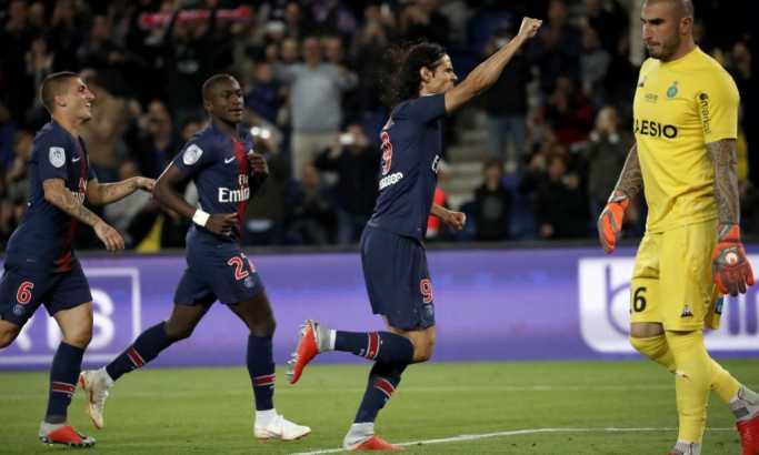 Pari Sen Žermen u Francuskoj trenira, a Ligu šampiona igra